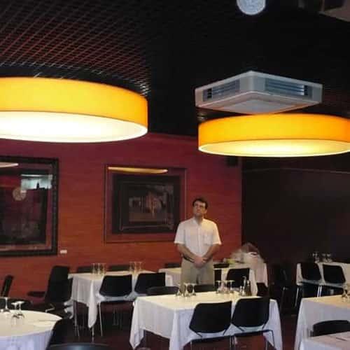 fabricantes-iluminacion-lamparas-restaurante-notable-barcelona-square