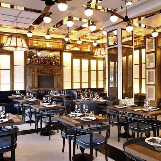 fabricantes-iluminacion-restaurante-marinete-madrid-marques-salamanca-square