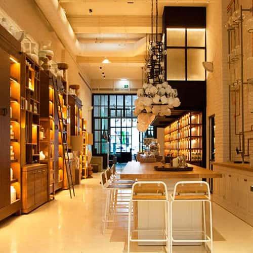 iluminacion-lamparas-fabricantes-restaurante-artte-barcelona-square
