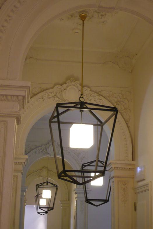 Interiorismo en Hotel Parktik Barcelona. Lárazo Rosa-Violán Studio