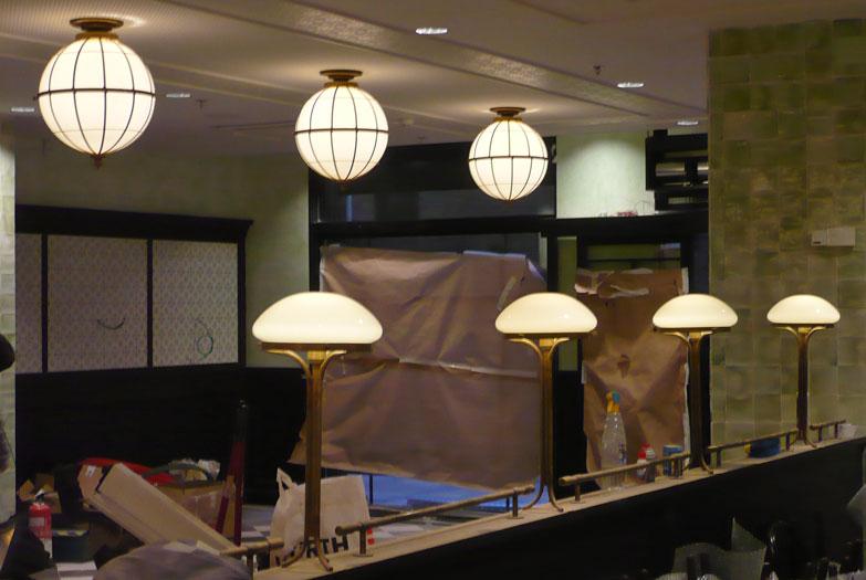 Lámparas de interiores