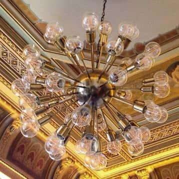 fabricantes-lamparas-iluminacion-hotel-cotton-house-marriot-square
