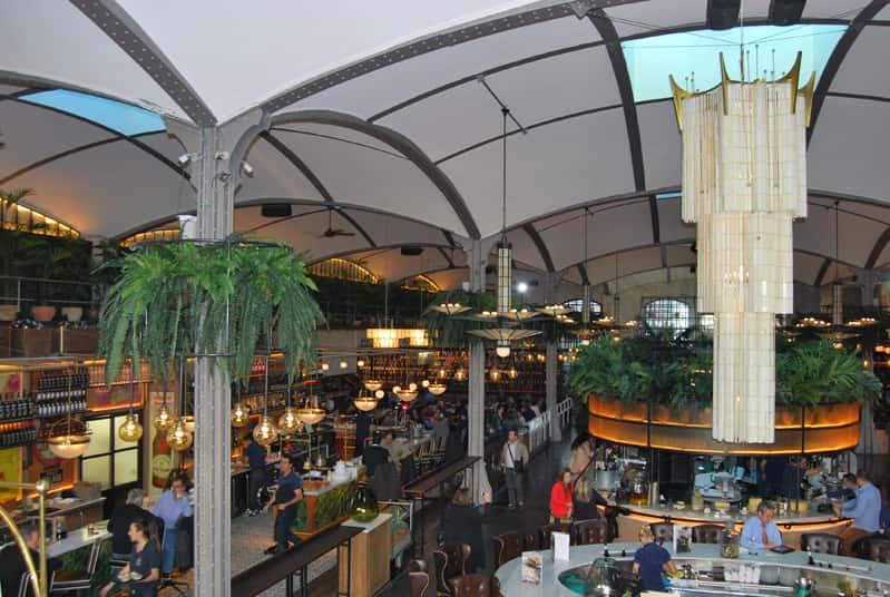 Dajor Restaurante El Nacional Barcelona