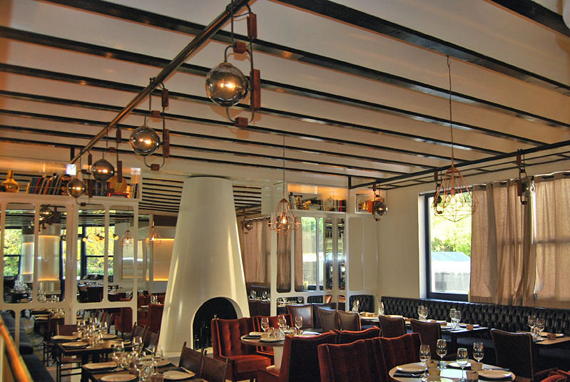 Dajor casa lobo restaurant in madrid - Casashops madrid ...