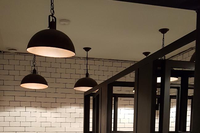 Nueva colección de lámparas colgantes de techo