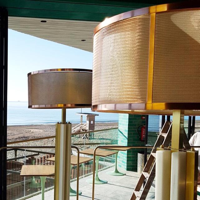 Venta de pantallas para lámparas de pie