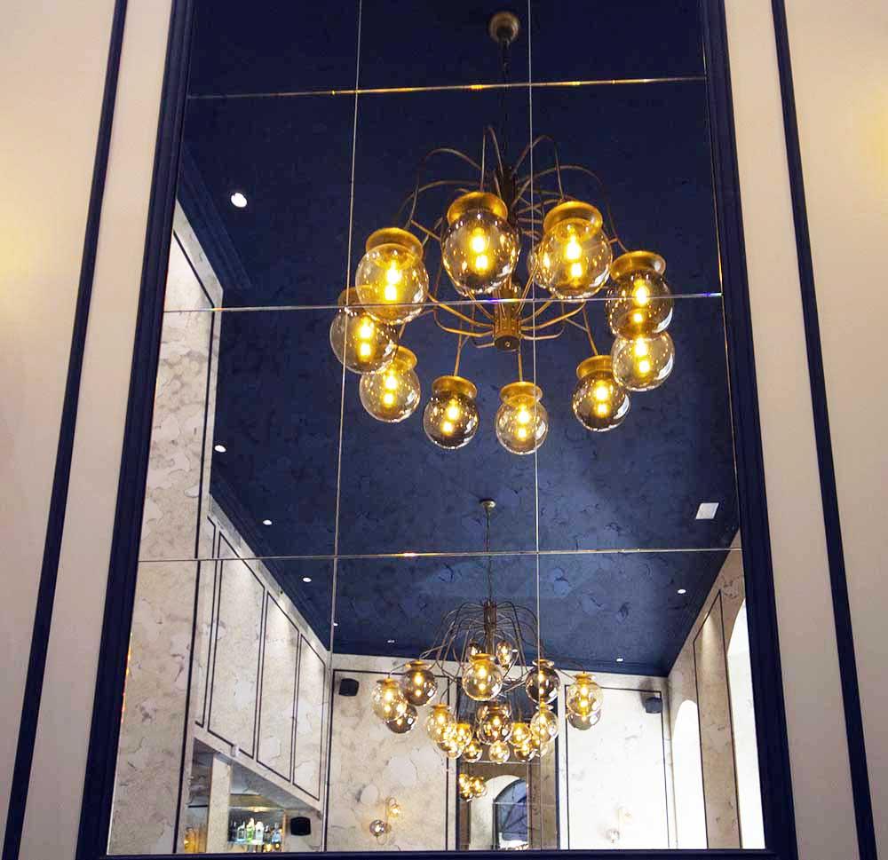 interiorismo vintage restaurante barceloma