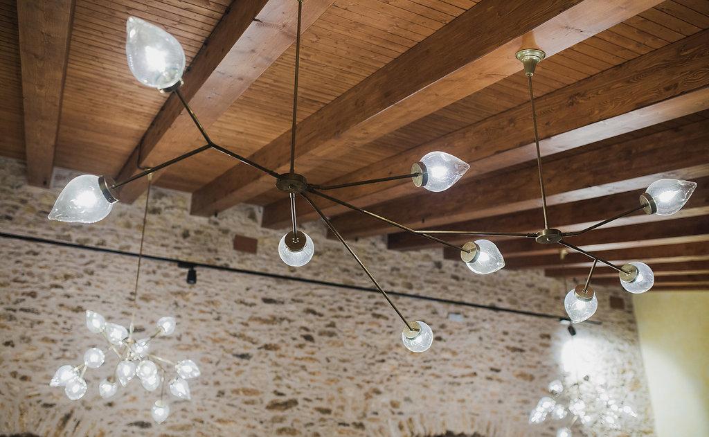 lamparas de techo colgantes vintage