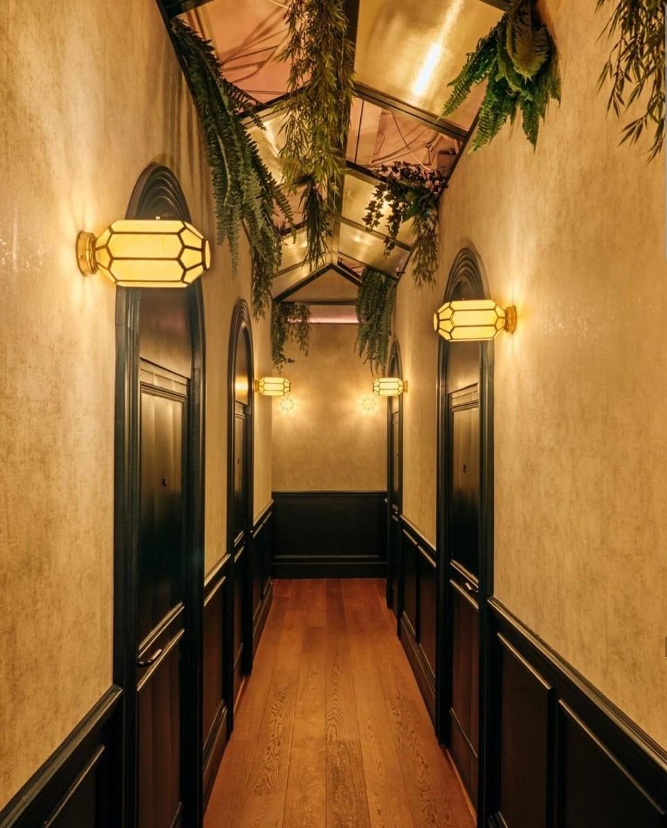 diseño de interiores pablo peyra y lamparas dajor