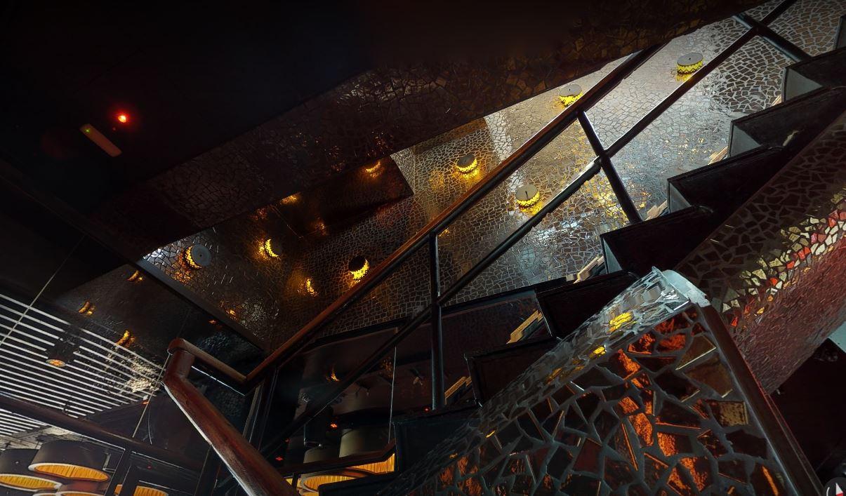 lamparas vintage de techo dajor